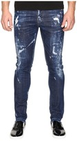 DSQUARED2 Cool Guy American Pie Jeans in Blue Men's Jeans