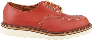 Red Wing Shoes Laced Shoes