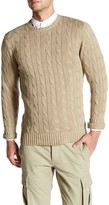 Dockers 30th Anniversary Campus Cable Sweater