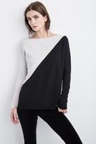 Holland Colorblock Cashmere Sweater