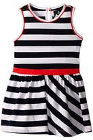 Ikks Jersey Sleeveless Dress (Toddler/Little Kids/Big Kids)