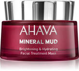 Ahava Mineral Mud Brightening & Hydrating Facial Treatment Mask, 50 ml.