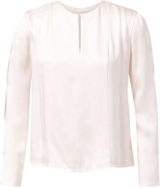 Jason Wu Collection Cut-Out Sleeve Shirt