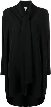 Loewe Scarf Detail Shirtdress