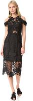 Thurley Hollyhock Midi Dress