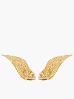Fernando Jorge Fire 18kt Gold Earrings - Yellow Gold