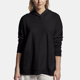 James Perse RELAXED HOODED SWEAT TOP