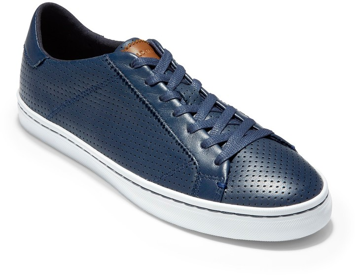 cole haan margo lace up sneakers