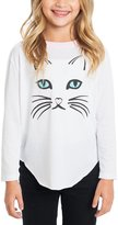CHASER KIDS - Youth Girl's Kitty T-Shirt