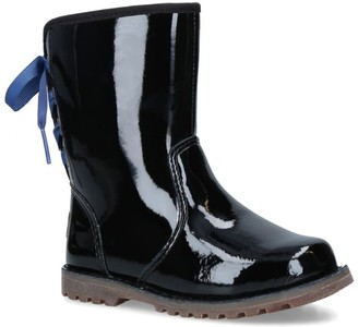 UGG Patent Leather Corene Boots