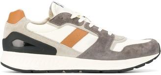 Polo Ralph Lauren Panelled Sneakers