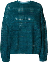 M Missoni knitted top