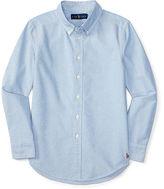 Ralph Lauren Cotton Blake Uniform Shirt