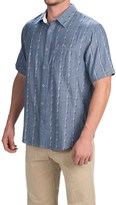 Gramicci Ombre Riverbend Chambray Shirt - Short Sleeve (For Men)