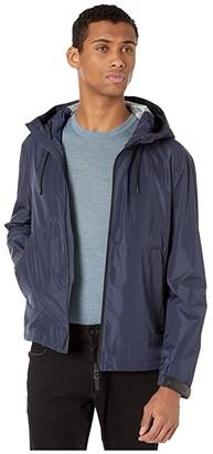 Mackage Oren-R Rain Jacket (Navy) Men's Coat