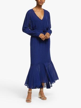 Just Female Milou Dress, Dark Denim