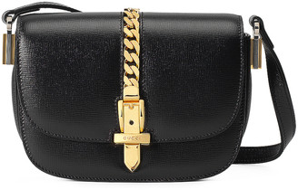 Gucci Sylvie 1969 Bag in Black | FWRD