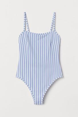 H&M High Leg Swimsuit