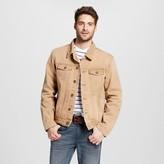 Merona Men's Denim Trucker Jacket Khaki