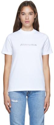Eytys White Smith Fantasia T-Shirt