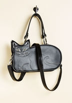 Banned Cat Stop the Feeling Handbag