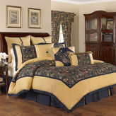 Waverly Rhapsody Reversible 4-pc. Comforter Set