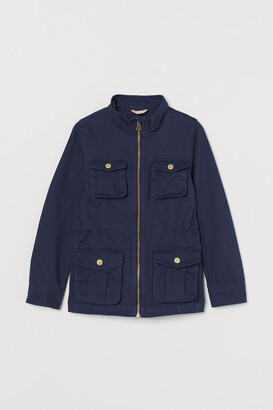H&M Cotton Twill Jacket