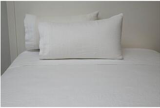 Belle Epoque Lindsey Linen Sheet Set