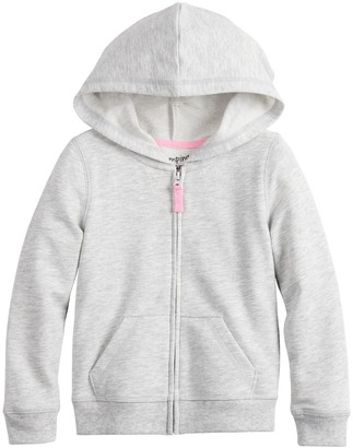 Toddler Girl Jumping Beans French Terry Hoodie