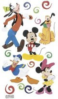 Jolees Disney Dimensional Stickers, Mickey and Friends