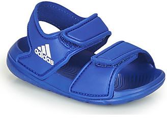 adidas ALTASWIM I girls's Sandals in Blue