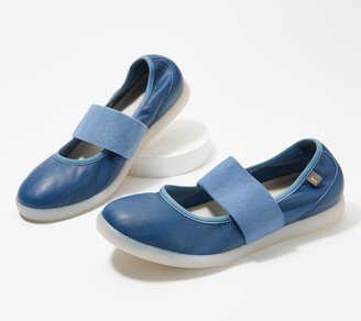 Fly London Softinos by Leather Mary Janes - Lynn