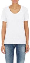 VIS A VIS Women's Cotton Scoopneck T-Shirt