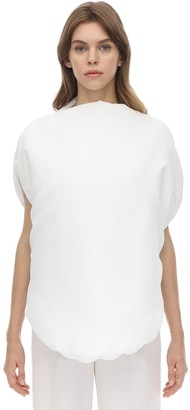 MM6 MAISON MARGIELA Round Padded Techno Top