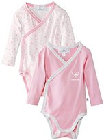 Bellybutton Unisex Baby 2Pcs Body 1/1 Sleeves Starred Clothing Set