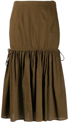 Marysia Swim Seashell midi skirt