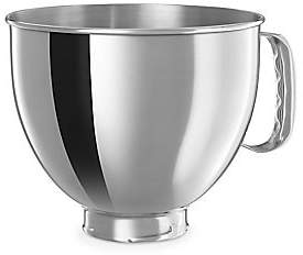 KitchenAid 5-Quart Polished Stainless Steel Bowl - Silver