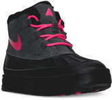 Nike Little Girls' Woodside Chukka 2 Boots from Finish Line