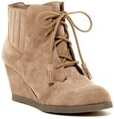 Madden-Girl Dailee Wedge Boot