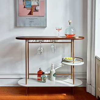 west elm Tiered Bar Console