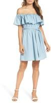 Bardot Women's Asha Off The Shoulder Dress