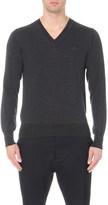 Vivienne Westwood V-neck wool jumper