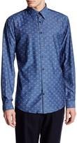 Lindbergh Long Sleeve Button Front Shirt