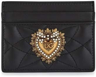 Dolce & Gabbana Devotion card holder