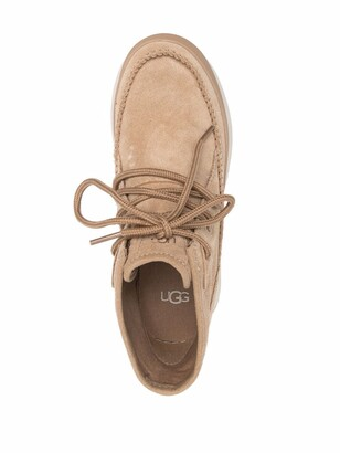 UGG Marin lace-up boots