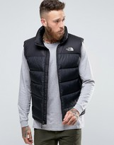 The North Face Nupste 2 Down Gilet In Black