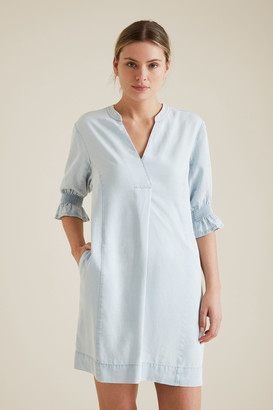 Seed Heritage Tencel Shift Dress