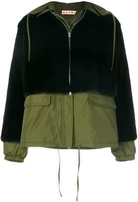 Marni layered jacket