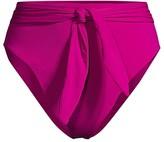 Mara Hoffman Goldie High-Waisted Swim Bottoms