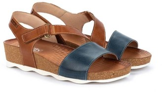 PIKOLINOS Leather Ankle Strap Sandals - Mahon